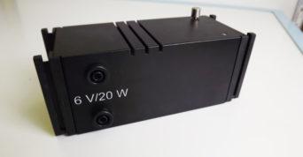 Xenonová lampa 6V/20W