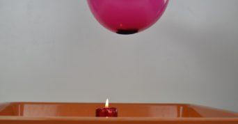 Ohorely balonek