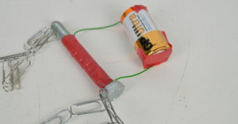 Výroba elektromagnetu