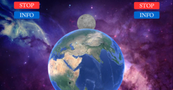Jak Měsíc obíhá okolo Země